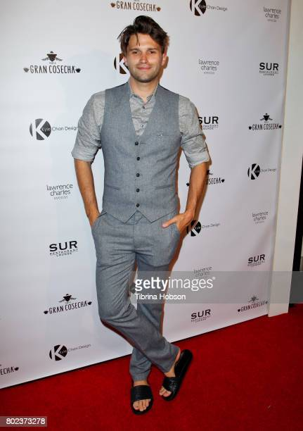 Tom Schwartz attends Kyle Chan's 3rd annual #LOVECAMPAIGN Party at SUR Lounge on June 27 2017 in Los Angeles California
