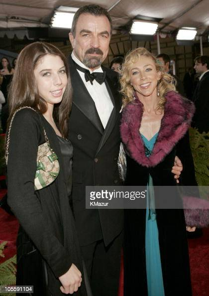 Tom Selleck daughter Hannah and...