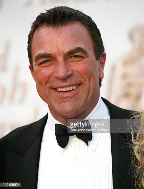 Tom Selleck during 44th Monte Carlo Television Festival Closing Ceremony Arrivals at Grimaldi Forum in MonteCarlo Monaco