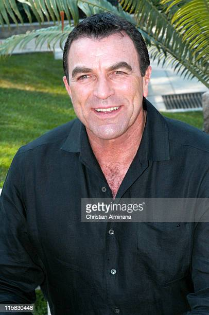 Tom Selleck during 44th Monte Carlo Television Festival Tom Selleck Photocall at Casino Place in Monte Carlos Monaco
