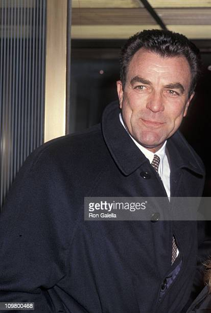 Tom Selleck during 75th Anniversary of Mation Picture Television Fund at Four Seasons Hotel in New York City New York United States