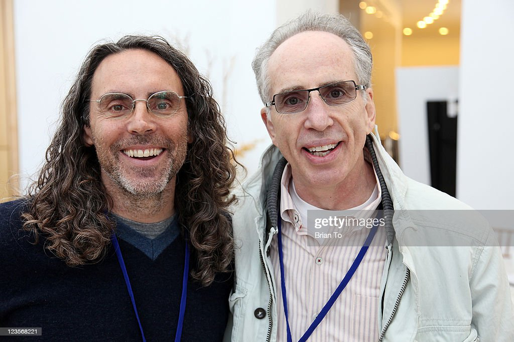 Tom Shadyac and Jerry Zucker attend Science & Entertainment Exchange Summit at The Paley Center for Media on February 4, 2011 in Beverly Hills, California.