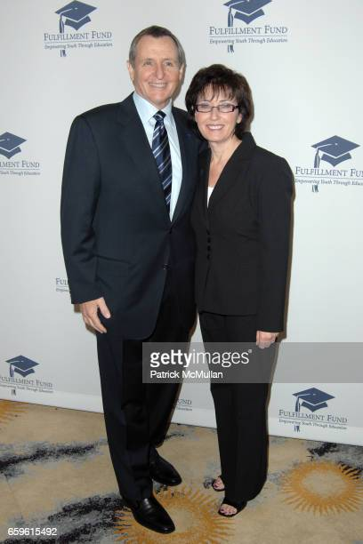 Tom Sherak and Madeline Sherak attend FULFILLMENT FUND HONORS JUDD APATOW AND LESLIE MANN AT 2009 BENEFIT GALA at Bevelry Hills Hotel on October 26...