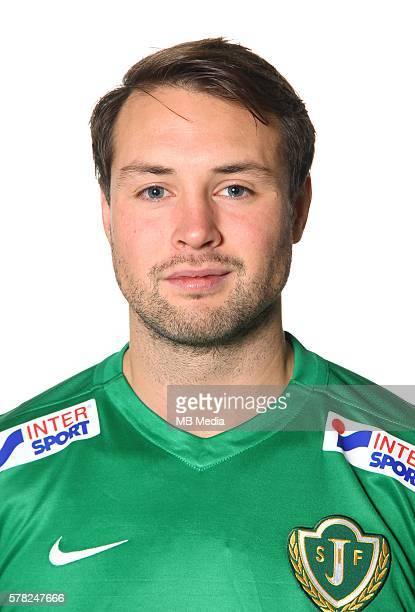 Tom Siwe Halvfigur @Leverans Allsvenskan 2016 Fotboll