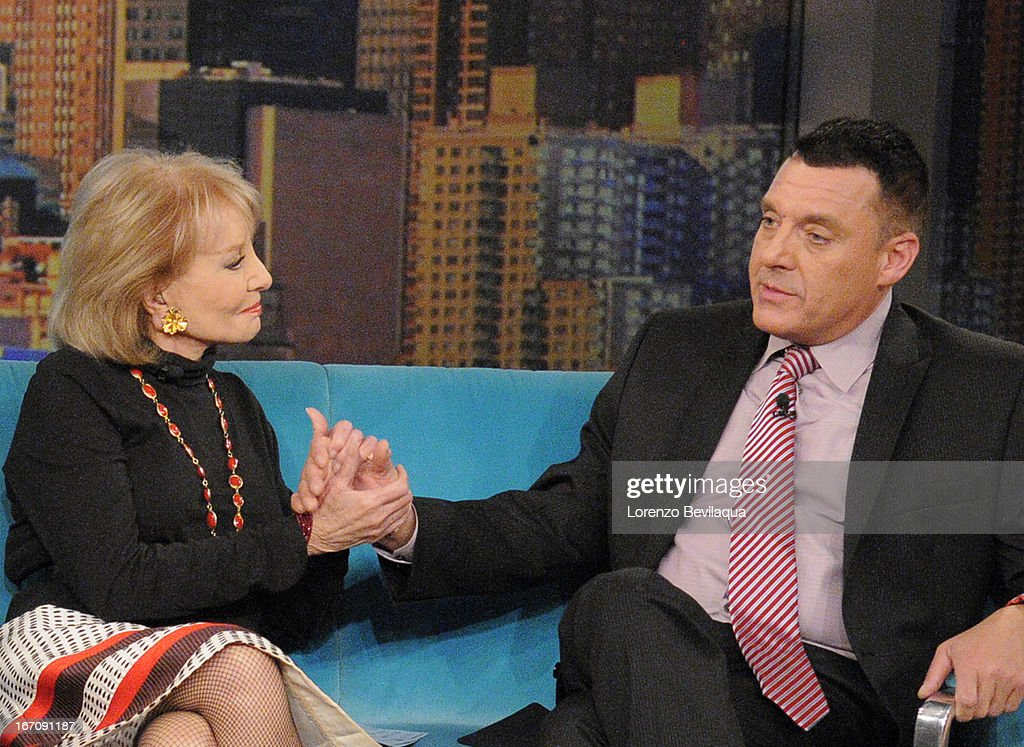 THE VIEW - 4/17/13 - Tom Sizemore talks about his ordeal with drugs on 'THE VIEW,' 4/17/13 (11:00 a.m. - 12:00 noon, ET) airing on the ABC Television Network. SIZEMORE