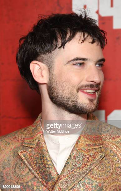 Tom Sturridge attends the Broadway Opening Night Party for George Orwell's '1984' at The Lighthouse Pier 61 on June 22 2017 in New York City