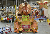 Macy's Debuts New Floats For the 2018 Macy's...