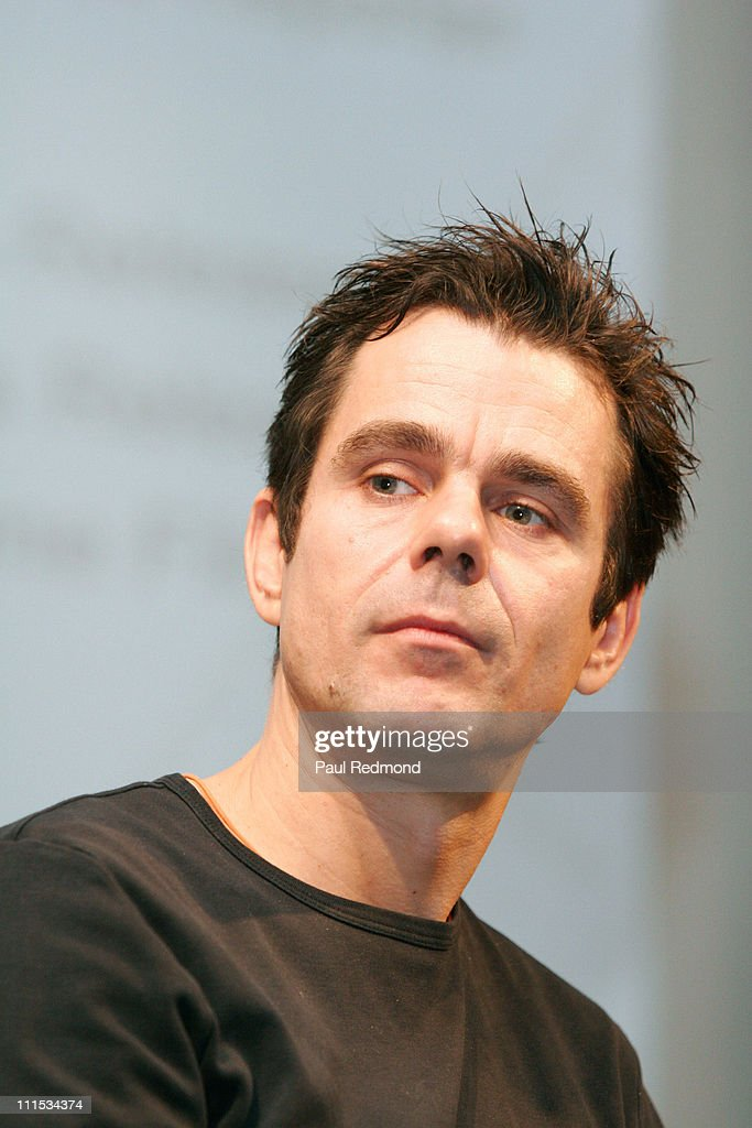 Tom Tykwer during The Hollywood Reporter Billboard Music Conference Day 2 at Beverly Hilton in Beverly Hills CA United States