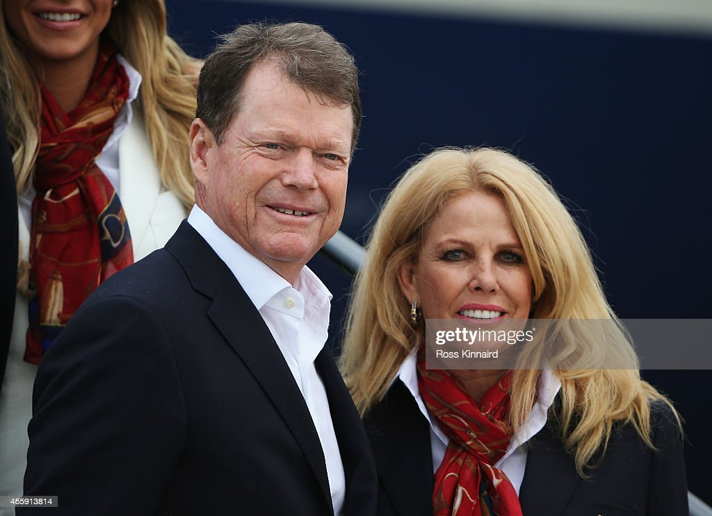 Edinburgh (IN) United States  city photos : , Captain of the United States and wife Hilary arrive at Edinburgh ...