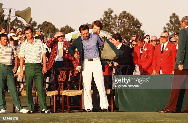 Gary Player Masters Stock Photos and Pictures | Getty Images