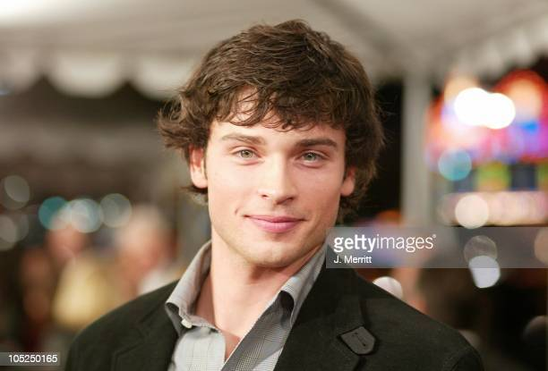 Tom Welling during 'Cheaper By The Dozen' World Premiere at Mann's Grauman Chinese Theatre in Hollywood California United States