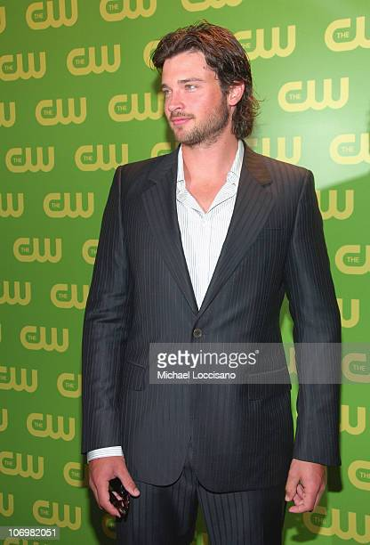 Tom Welling during The CW 20062007 Prime Time Preview at Madison Square Garden in New York City New York United States
