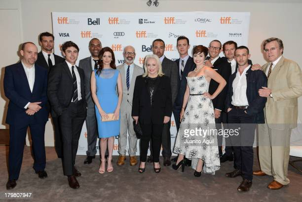 Tom Welling Producer Matt Jackson Producer Steve Shareshian Director Peter Landesman Colin Hanks Producer Brian Falk James Badge Dale Zac Efron...