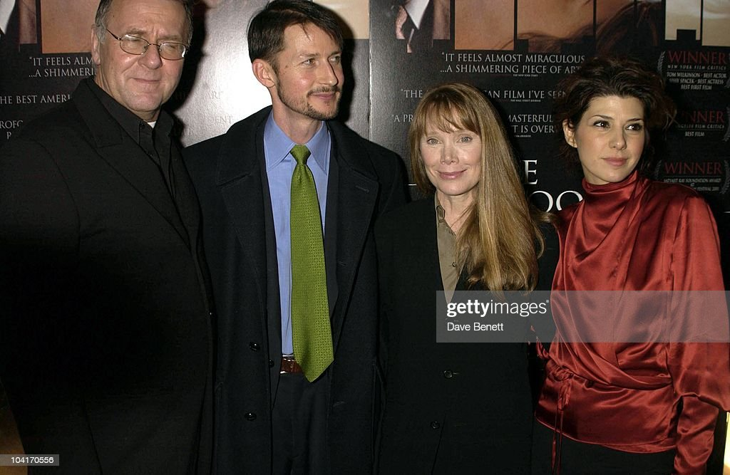 Tom Wilkinson, Todd Field ,sissy Spacek And Marisa Tomei, The National Film  Theatre