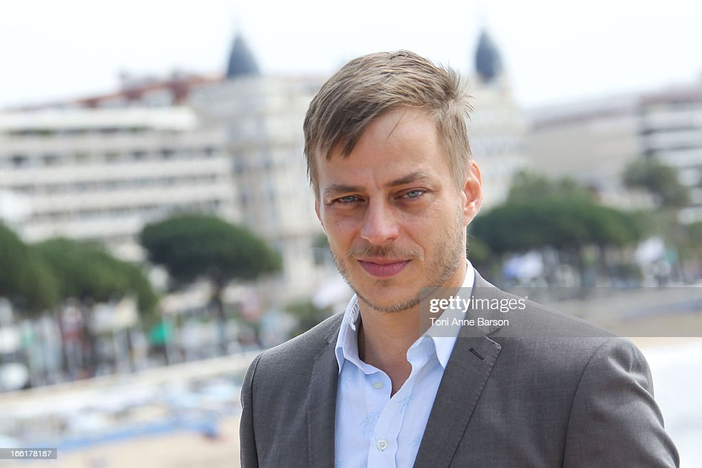Tom Wlaschiha attends 'Crossing Lines' Photocall during MIPTV 2013 on April 9, 2013 in Cannes, France.