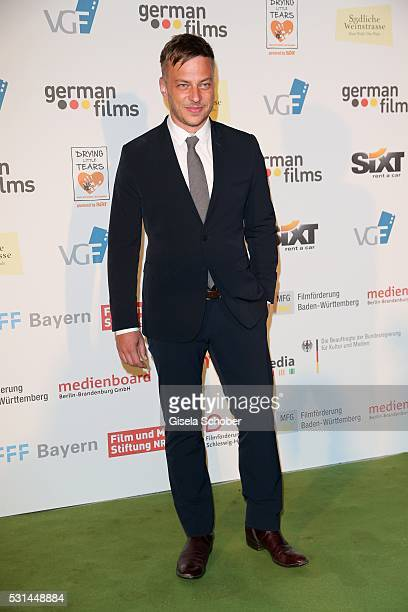 Tom Wlaschiha during the German Films Reception at the annual 69th Cannes Film Festival at Villa Rothschild on May 14 2016 in Cannes France