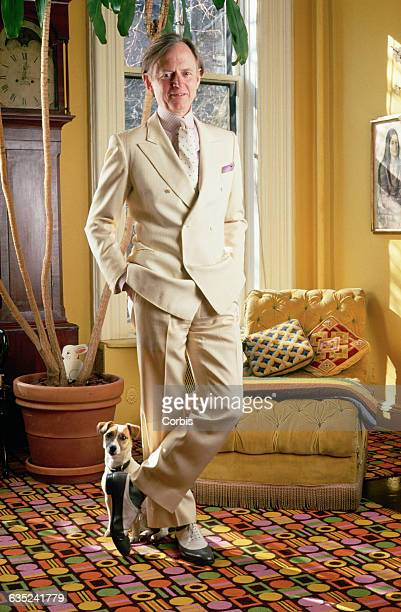 Tom Wolfe is the author of dozens of novels including The Right Stuff and Bonfire of the Vanities
