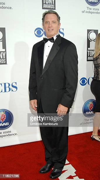 Tom Wopat during 59th Annual Tony Awards Red Carpet at Radio City Music Hall in New York City New York United States