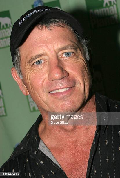 Tom Wopat during Broadway Barks 7 at Shubert Alley in New York City New York United States