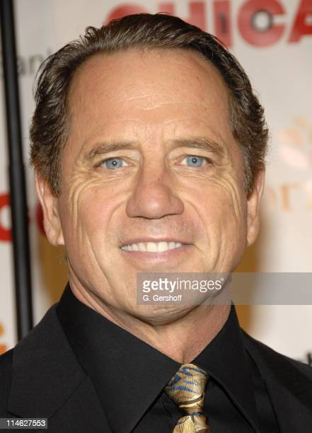Tom Wopat during Chicago the Musical Celebrates its 10th Anniversary on Broadway Arrivals at Ambassador Theater in New York City New York United...