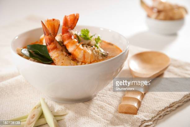 Tom Yum Kung Soup