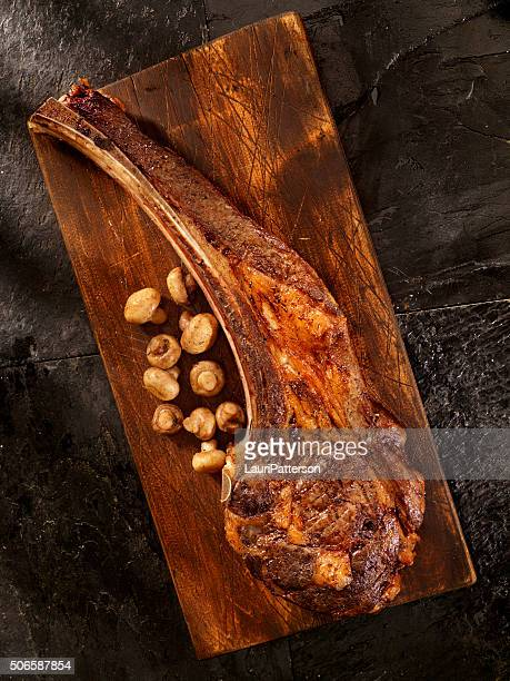 Tomahawk, das ultimative Steak