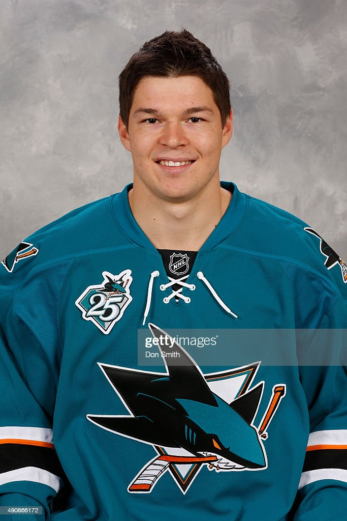 <a gi-track='captionPersonalityLinkClicked' href=/galleries/search?phrase=Tomas+Hertl&family=editorial&specificpeople=8761287 ng-click='$event.stopPropagation()'>Tomas Hertl</a> of the San Jose Sharks poses for his official headshot for the 2015-16 season on September 17, 2015 at Sharks Ice in San Jose, California.