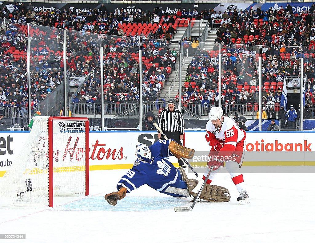 2017 Rogers NHL Centennial Classic - Alumni Game