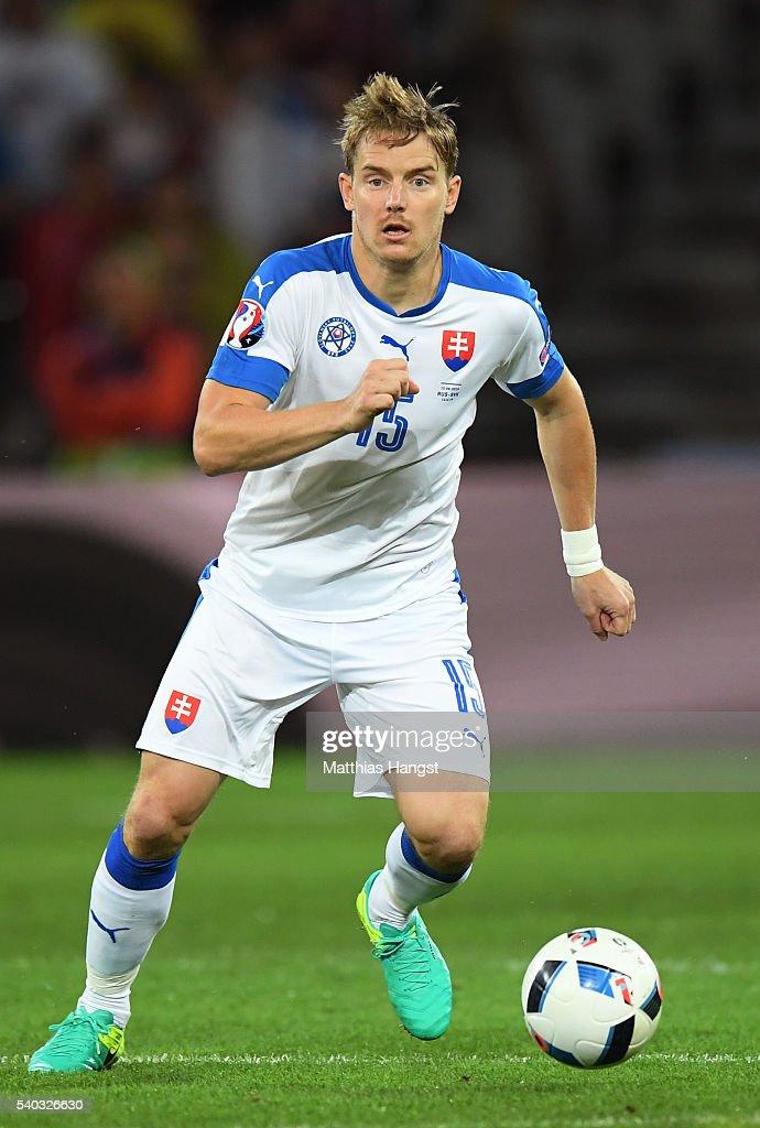 Russia v Slovakia - Group B: UEFA Euro 2016