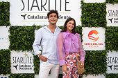 Celebrities Attend Jose Luis Perales Concert At...