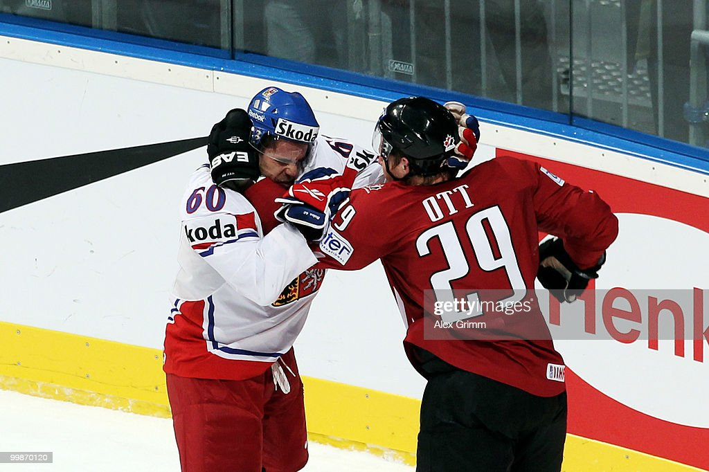 Canada v Czech Republic - 2010 IIHF World Championship