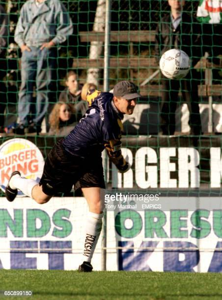 Tomas Svensson BK Hacken goalkeeper