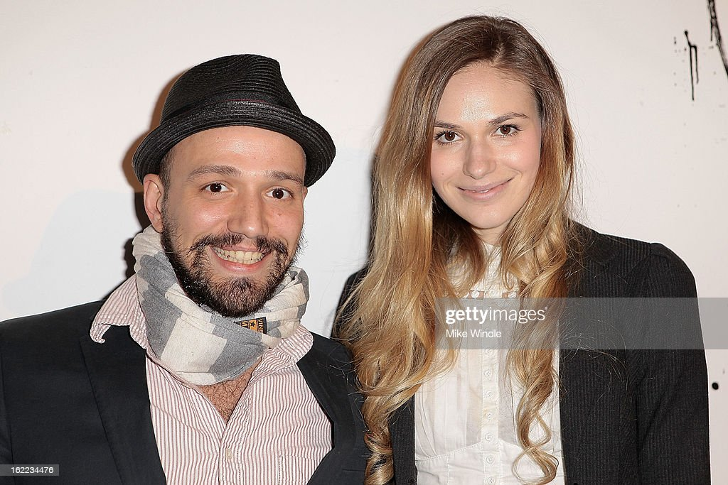 Tomasso Cardile (L) and <a gi-track='captionPersonalityLinkClicked' href=/galleries/search?phrase=Jennifer+Missoni&family=editorial&specificpeople=615013 ng-click='$event.stopPropagation()'>Jennifer Missoni</a> attend The Art Of Elysium's 6th annual 'Pieces Of Heaven' powered by Ciroc Ultra Premium Vodka at Ace Museum on February 20, 2013 in Los Angeles, California.