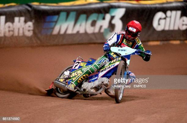 Tomasz Gollob in action