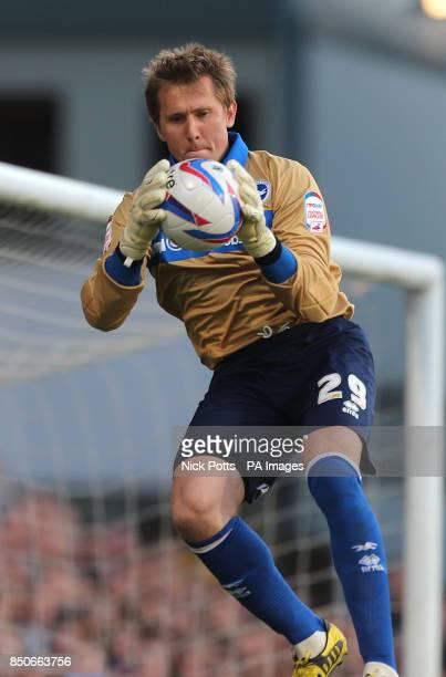 Tomasz Kuszczak Brighton Hove Albion goalkeeper