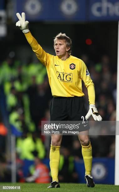 Tomasz Kuszczak Manchester United