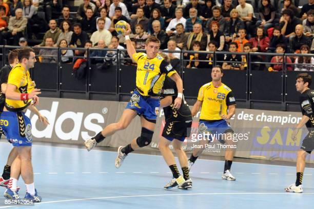 Tomasz ROSINSKI Chambery / Vive Targi Kielce Ligue des Champions Phare Chambery