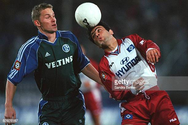 1 Tomasz WALDOCH/Schalke Mehdi MAHDAVIKIA/HSV