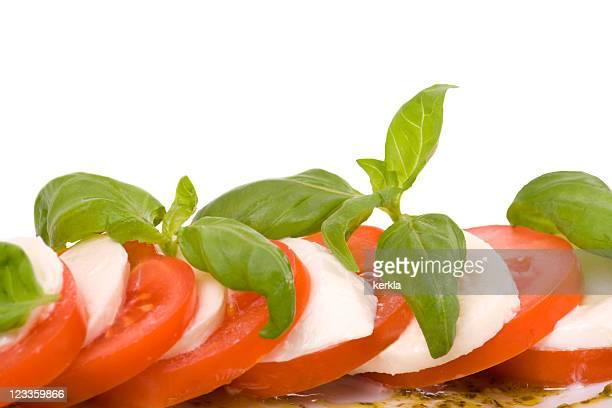 Tomato and Mozarella