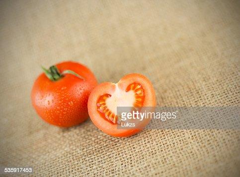 Tomate : Foto de stock