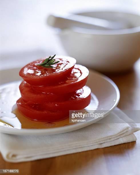 Tomato Rosemary Salad