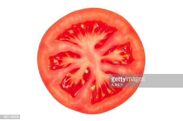 Tomatenscheibe