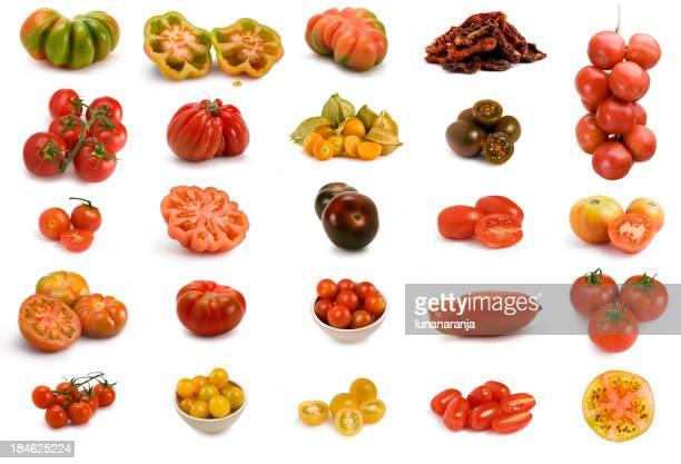 Tomatoes set. XXXL