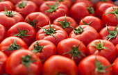 full image with tomatos fresh and healty food