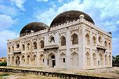 islamic architecture firuzshahbahmanitombgulbarga karnatak india