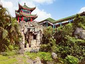 Tomb of Hai Rui in Haikou CHINA