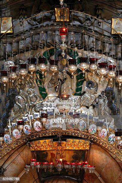Tomb of Jesus Holy Sepulchre Church