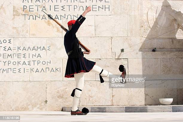 Tomb of the Unknown Soldier, Athens, Greece