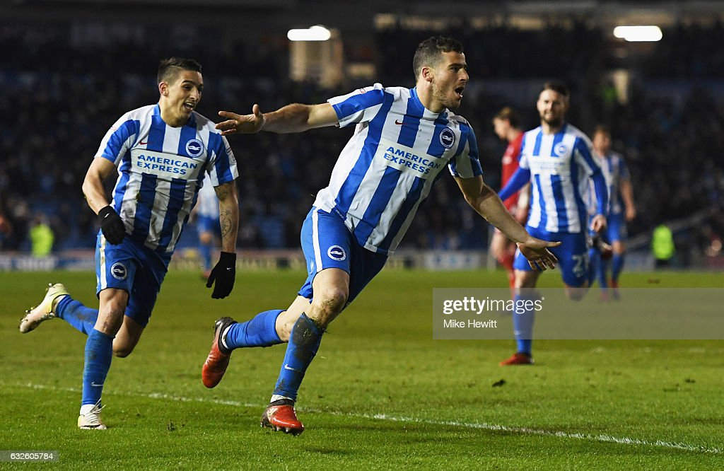 Brighton & Hove Albion v Cardiff City - Sky Bet Championship
