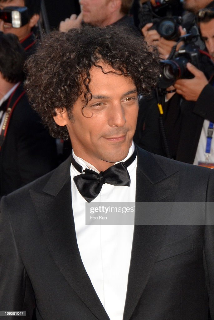 Tomer Sisley attends the Premiere of 'Zulu' and the Closing Ceremony of The 66th Annual Cannes Film Festival at Palais des Festivals on May 26, 2013 in Cannes, France.